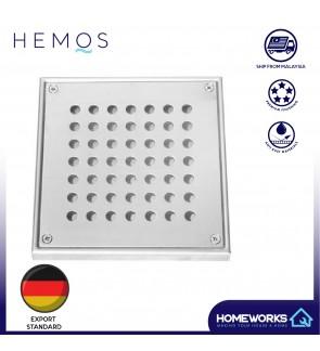 HEMOS 304 STEEL OUTDOOR / INDOOR FLOOR TRAP GRATING HM - 102