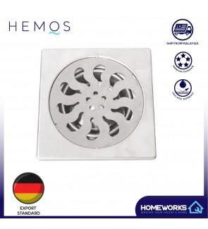 HEMOS 150 X 150 X 0.8MM STEEL FLOOR TRAP GRATING HM-107