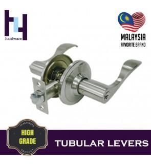 TUBULAR LEVEL CYLINDER DOOR LOCK TOMBOL PINTU TC481SS