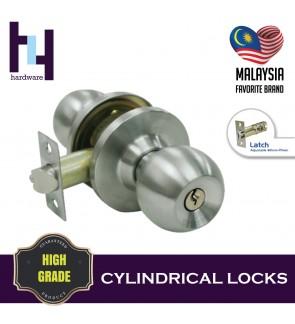 CYLINDRICAL HOUSE ROOM DOOR LOCK TOMBOL PINTU TC5580