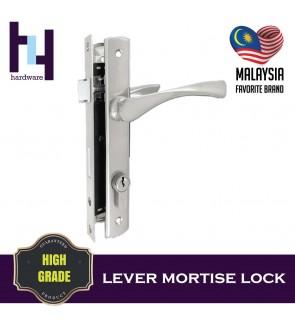 LEVEL MORTISE MAIN GRILLE ENTRANCE DOOR LOCK KUNCI PINTU PAGAR TC-6025