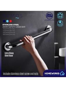 HEMOS BATHROOM STAINLESS STEEL SAFETY TOILET GRIP HANDBAR HANDLE HANDRAIL GRAB BAR PEMEGANG TANDAS