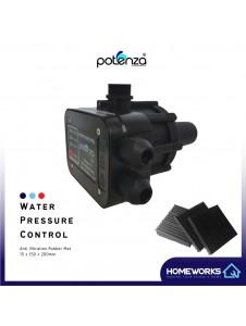 POTENZA WATER PRESSURE CONTROL 15X150X200MM ANTI-VIBRATION ANTI-NOISE RUBBER MAT FOR WATER PUMP MAT GETAH ANTI-VIBRASI
